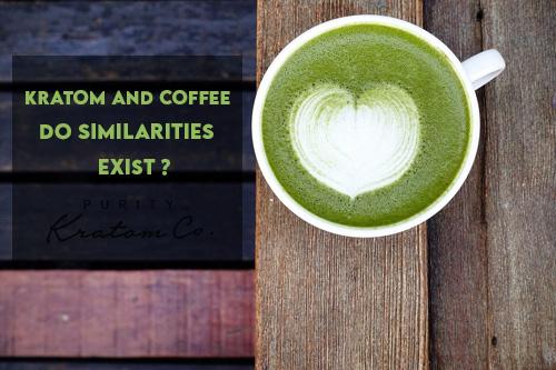 Kratom and Coffee Do Similarities Exist