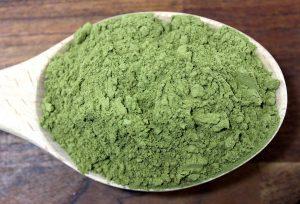 ULTRA GREEN SCARLET POWDER
