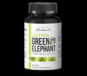 ULTRA GREEN ELEPHANT